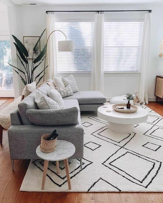 Nowoczesne dywany do salonu