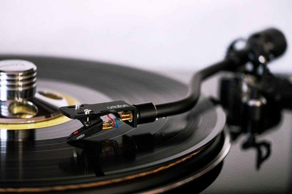 gramofon jak działa