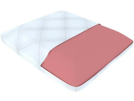 Poduszka ROSA z pianki termoplastycznej z funkcją MEMORY