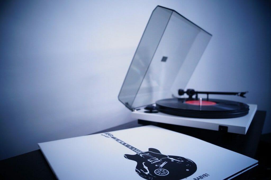adapter gramofonowy