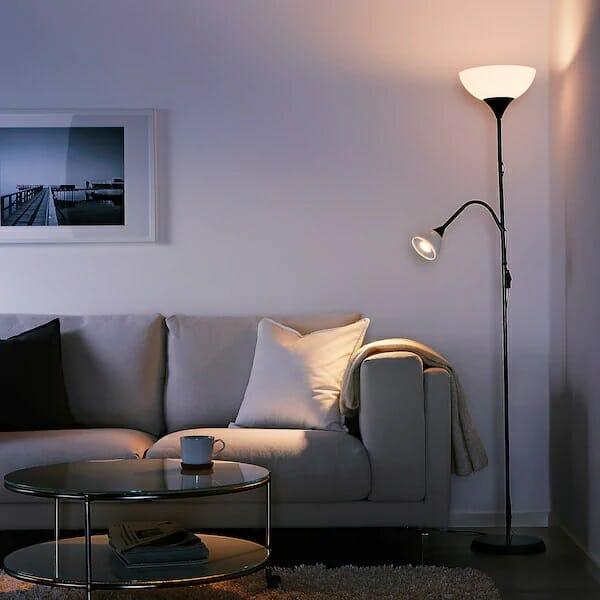 lampa podłogowa IKEA NOT