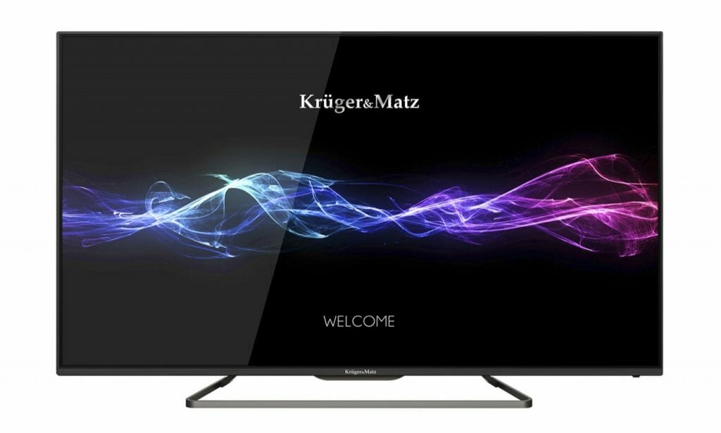 Telewizor 50 cali 4K Kruger&Matz KM0250UHD-S3