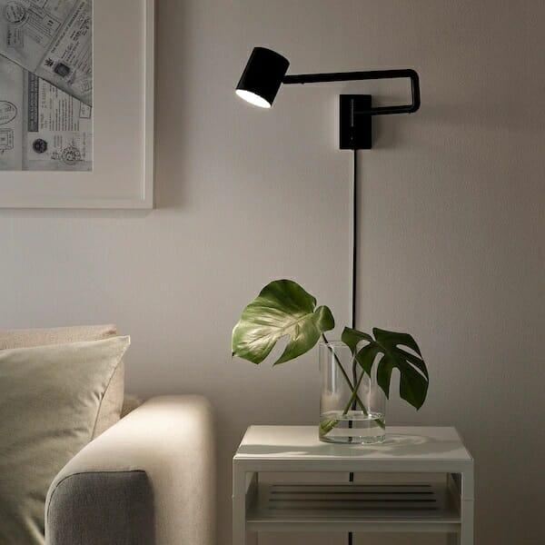 Lampa ścienna IKEA NYMANE