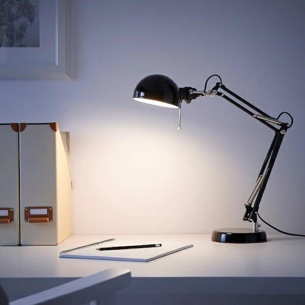 Lampa biurkowa IKEA FORSA