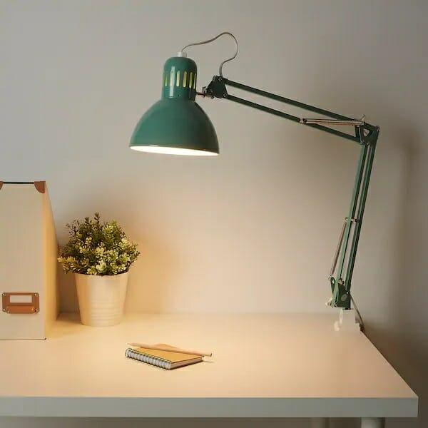 Lampa biurkowa IKEA TERTIAL