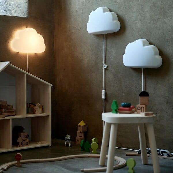 Lampa dla dzieci IKEA UPPLYST