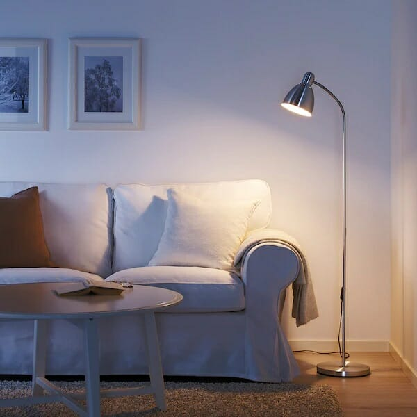 Lampa podłogowa IKEA LERSTA