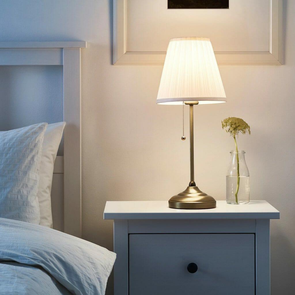 Lampa stołowa IKEA ARSTID