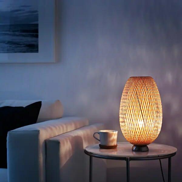 Lampa stołowa IKEA BOJA