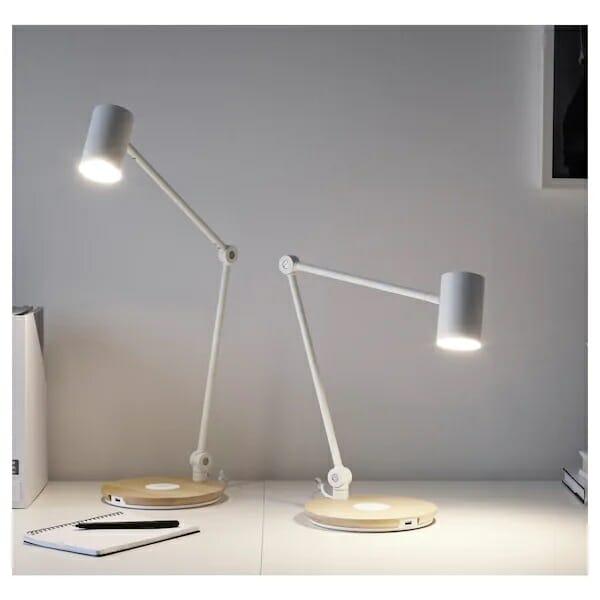 Lampka biurkowa IKEA RiGGAD