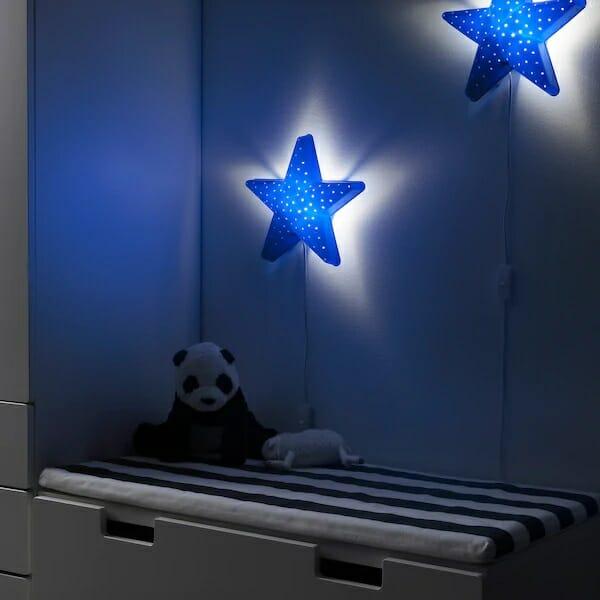 Lampka dla dzieci IKEA SMILA