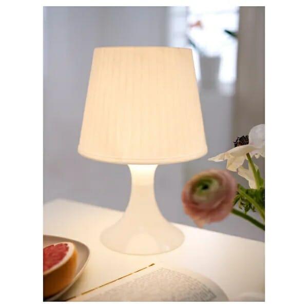 Lampka nocna IKEA LAMPAN