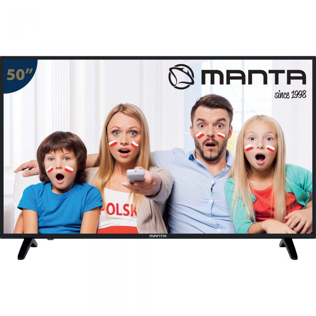 Telewizor LED 50 cali 4K MANTA 50LUA19