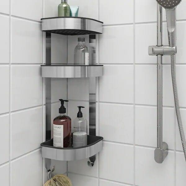 Półka łazienkowa IKEA BROGRUND