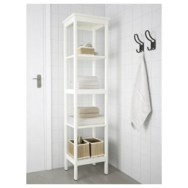 Regał łazienkowy IKEA Hemnes