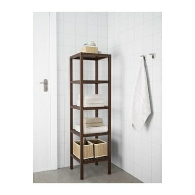 Regał łazienkowy IKEA MOLGER