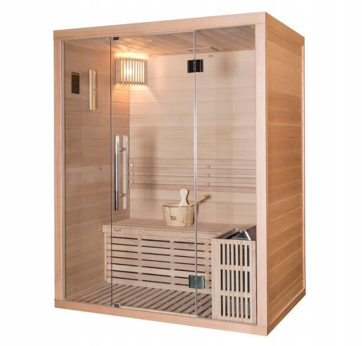 sauna hemlock tanio wellis sauna sucha