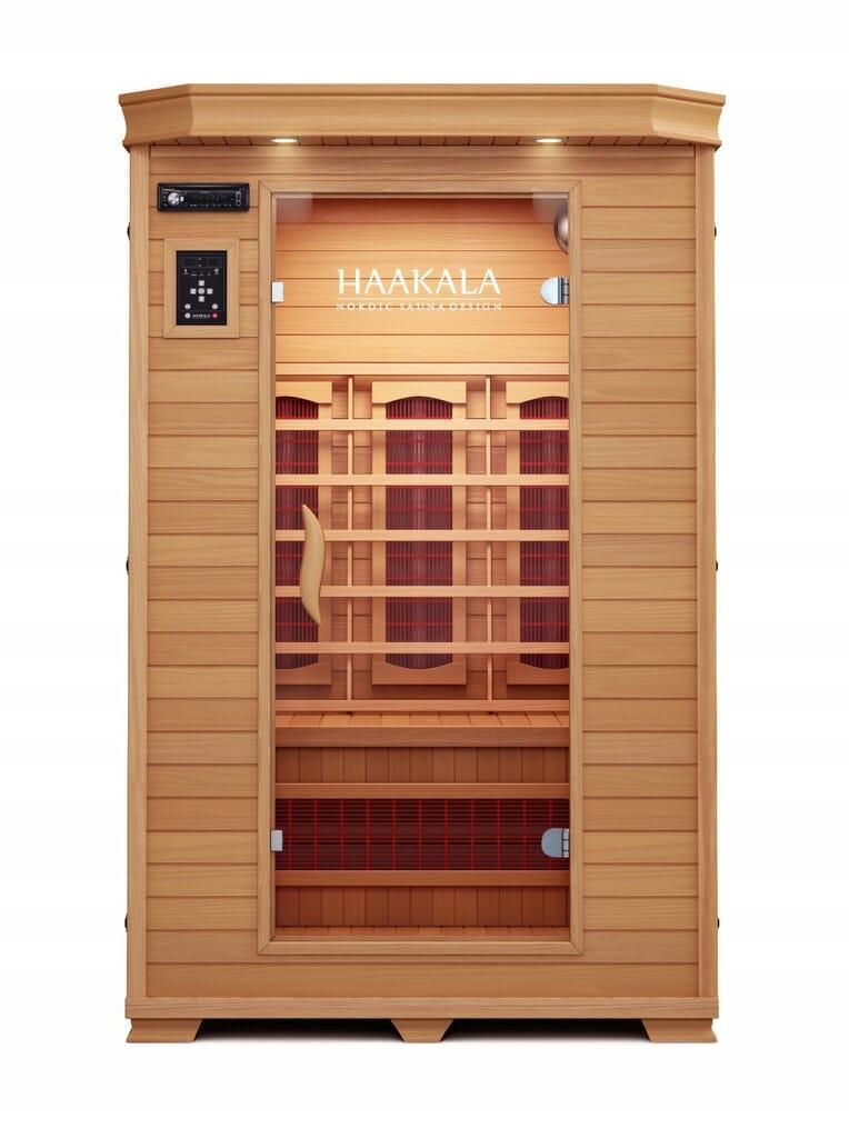 sauna na podczerwień haakala