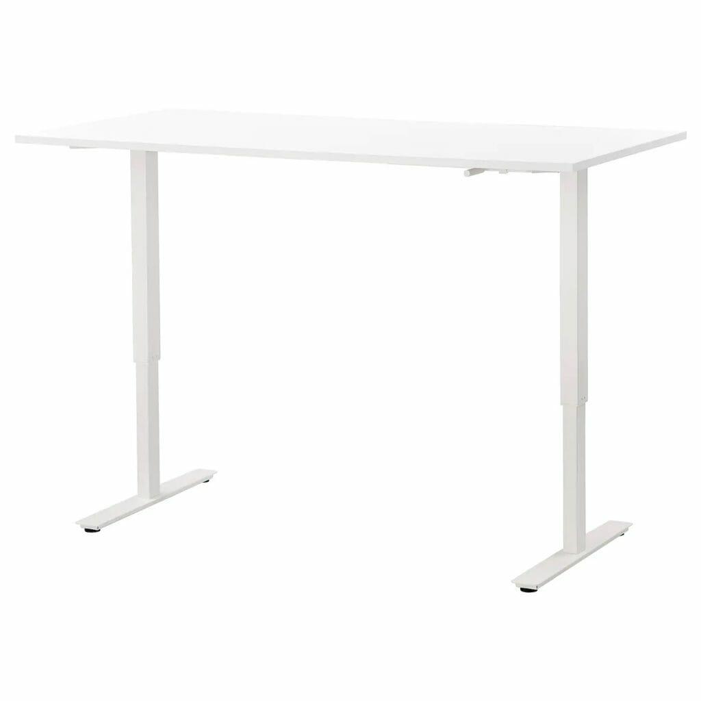 Biurko IKEA SKARSTA z regulacją wysokości