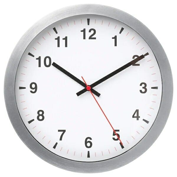 Zegar ścienny IKEA TJALLA