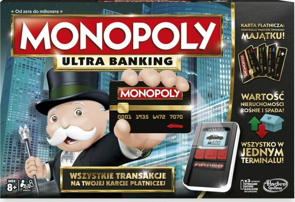ranking najlepszych gier planszowych ultrabanking monopoly