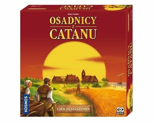 osadnicy z catanu gra planszowa