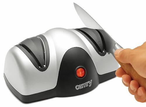 Elektryczna ostrzałka do noży i nożyczek - CAMRY