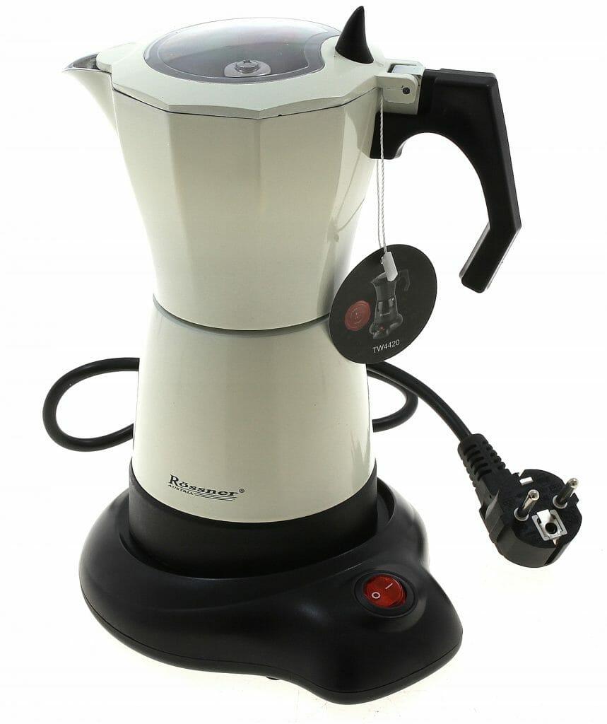 Ekspres Kawy Austria  Kawiarka elektryczna 6F 300ml