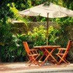 Jaki parasol ogrodowy i na balkon wybrać
