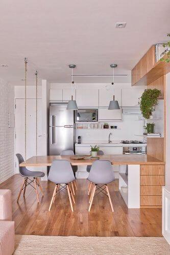 jaki stół wybrac do małej kuchni