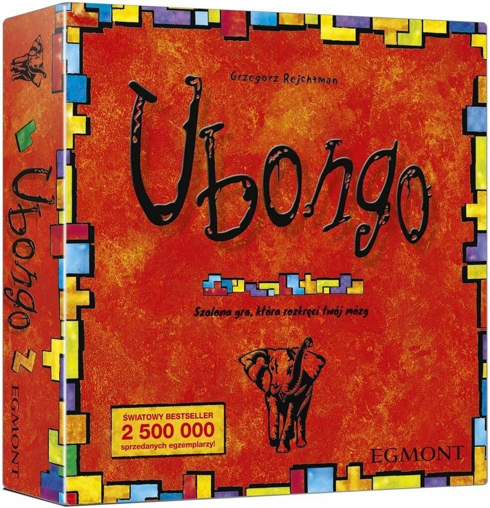 gra logiczna ubongo