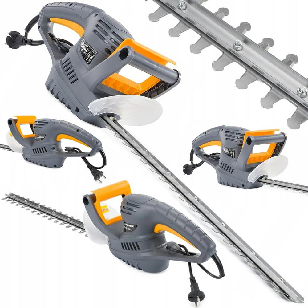 Elektryczne nożyce do żywopłotu POWERMAT PM-NE-1500C