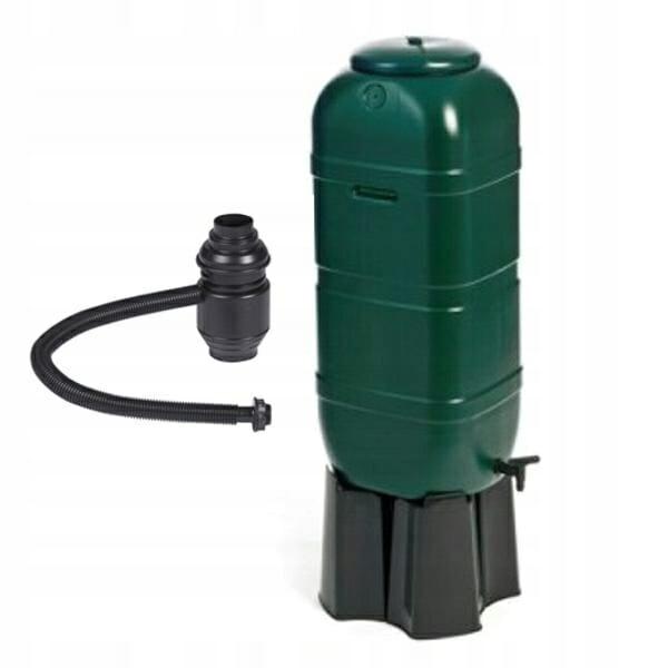 GN339 100l z filtrem i kranikiem Beczka na deszczówkę