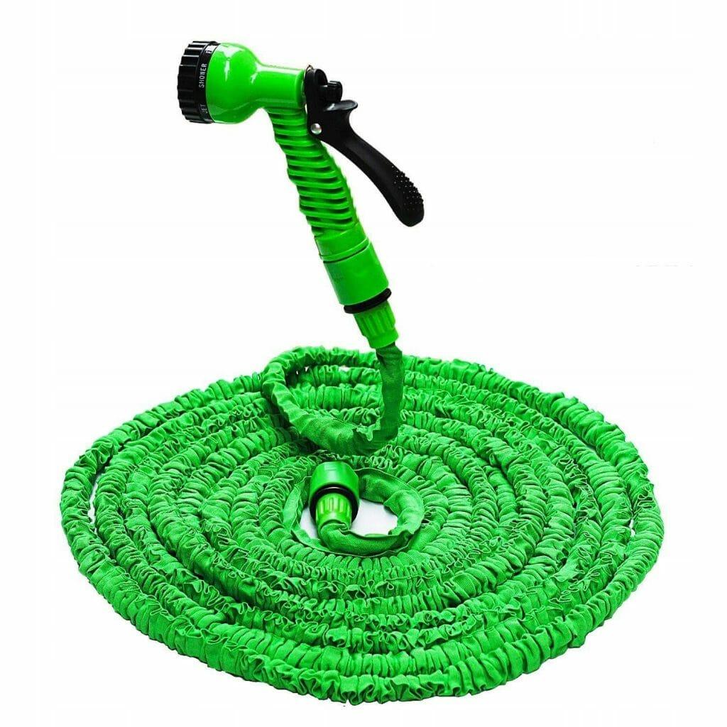Wąż ogrodowy rozciągliwy 25-75m z pistoletem X-HOSE