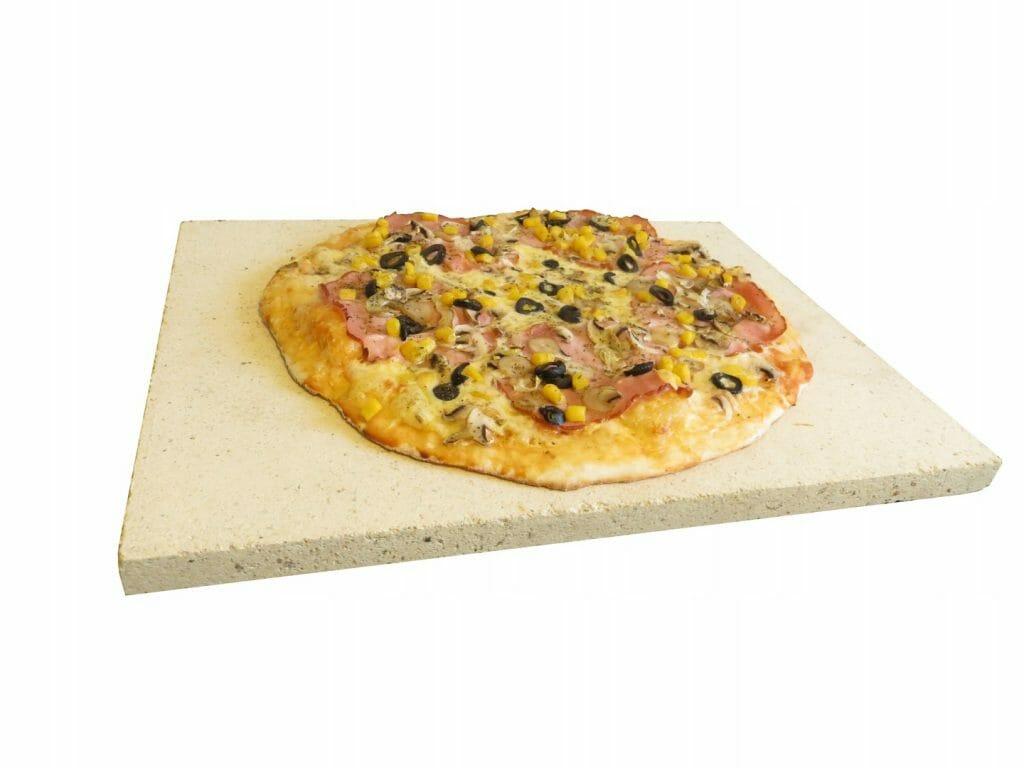 BioStone - kamień szamotowy do pizzy 40 x 30 cm