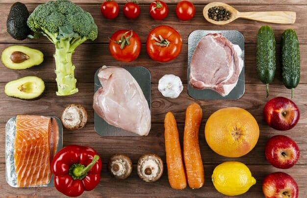 ile gotowac warzywa, mieso i ryby na szybkowarze