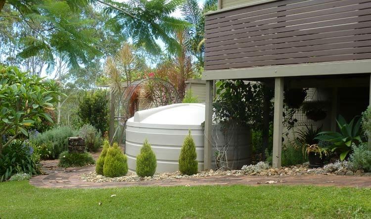 Gdzie zainstalować zbiornik naziemny na deszczówkę