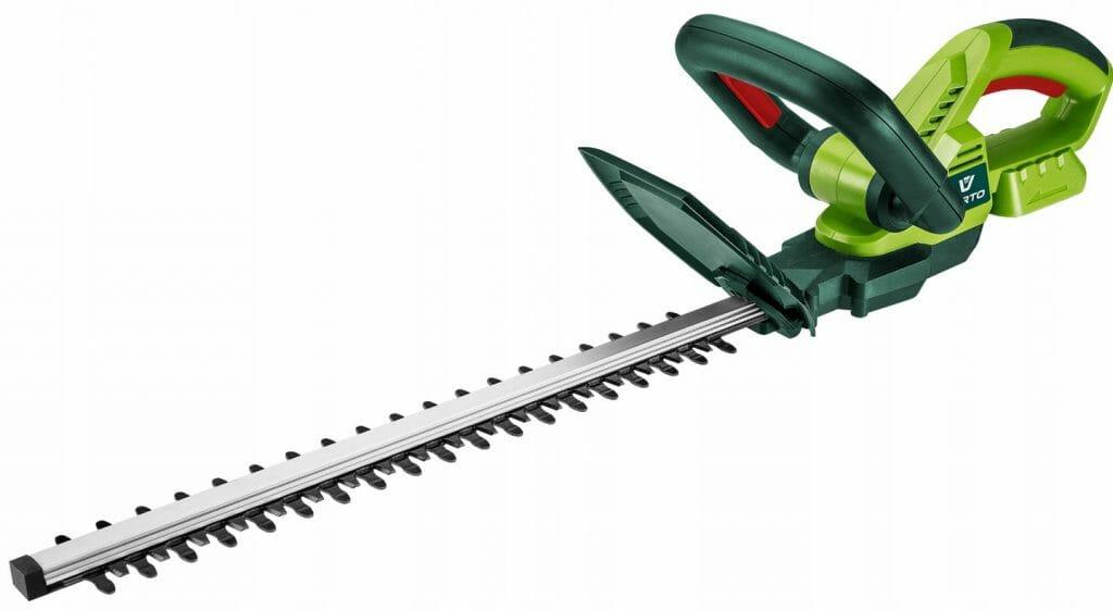 Akumulatorowe nożyce do żywopłotu VERTO 52G568