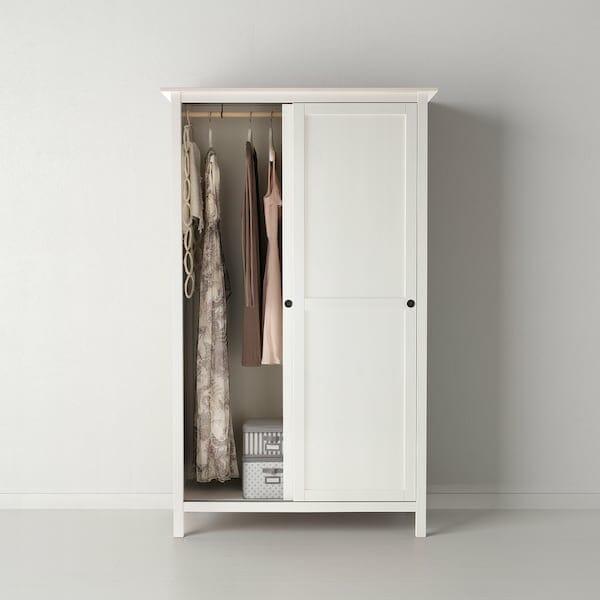 Ikea szafa biała Hemnes