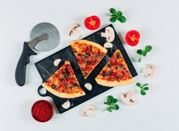 kamien szamotowy do pizzy