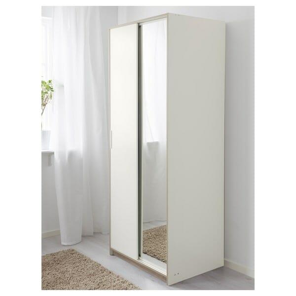 Szafa z lustrem Ikea Trysil