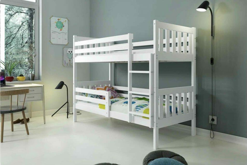 Łóżko piętrowe BMS GROUP Carino