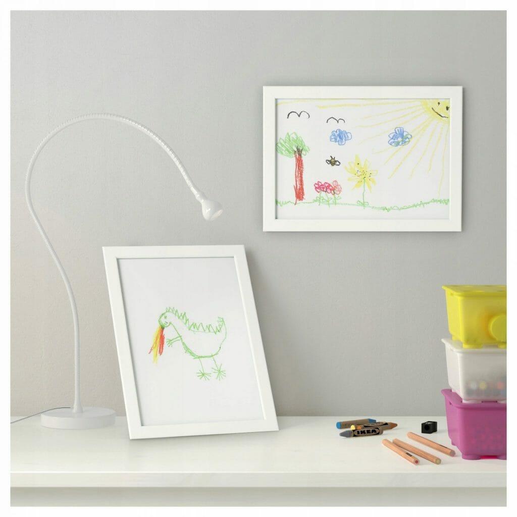 Ramka na zdjęcia IKEA FISKBO