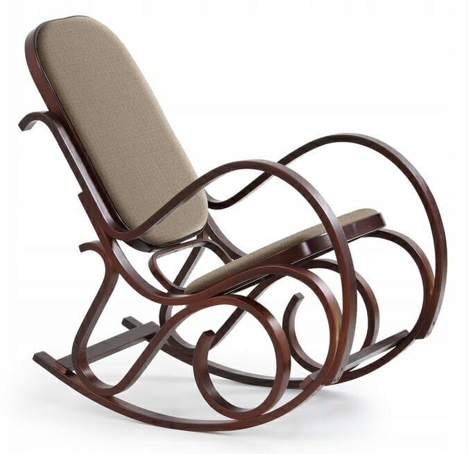 Klasyczny fotel na biegunach HALMAR Max Bis Plus