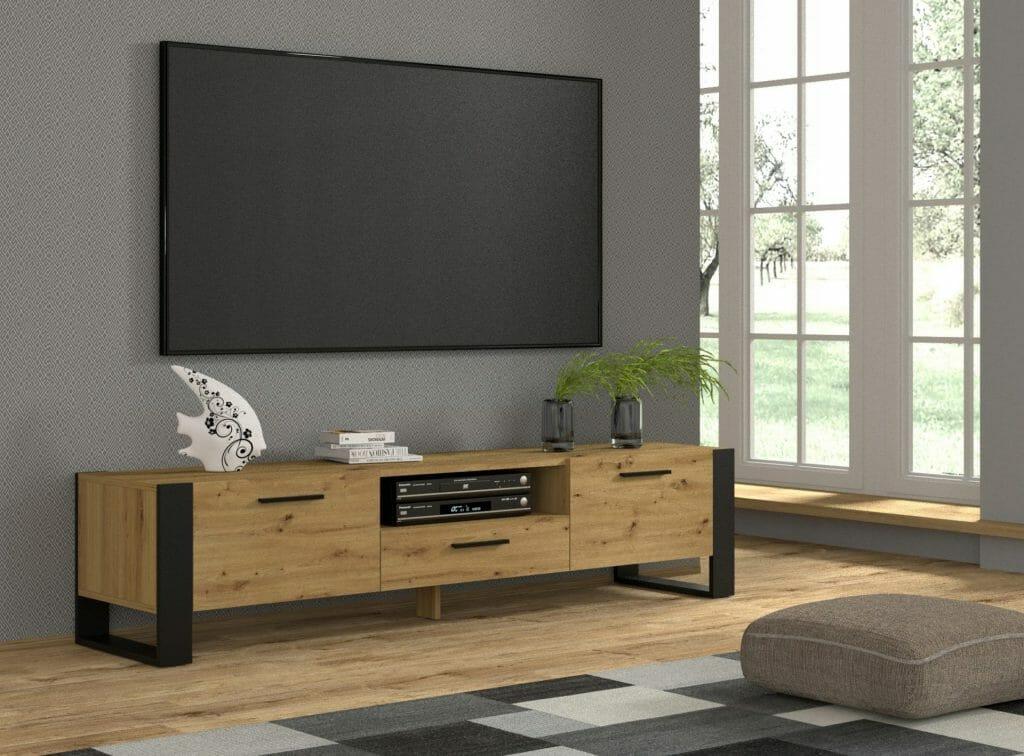 Stojąca szafka/komoda RTV BIM Furniture NUKA