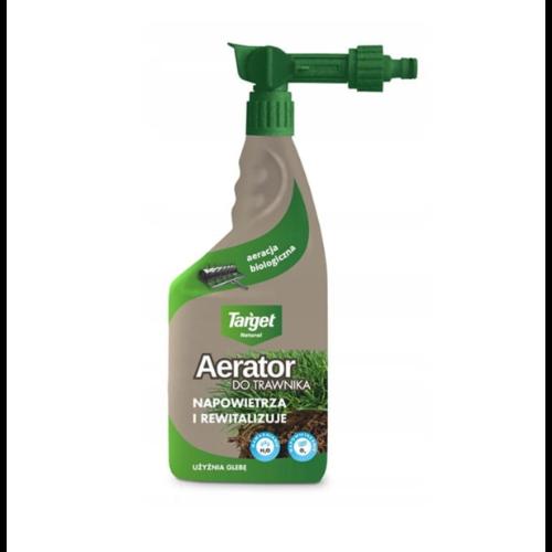 Aerator w płynie do trawników