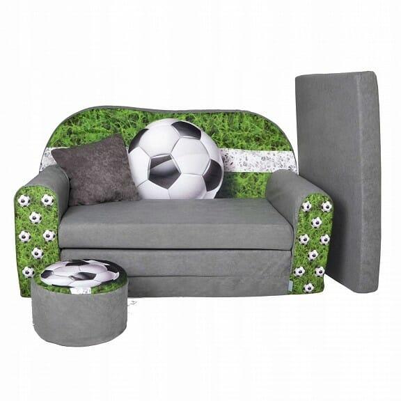 Rozkładana sofa dla małego piłkarza W319_03 Fortisline