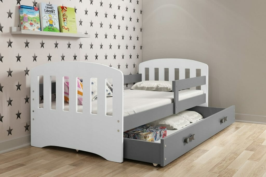 Dziecięce łóżko BMS GROUP HAPPY