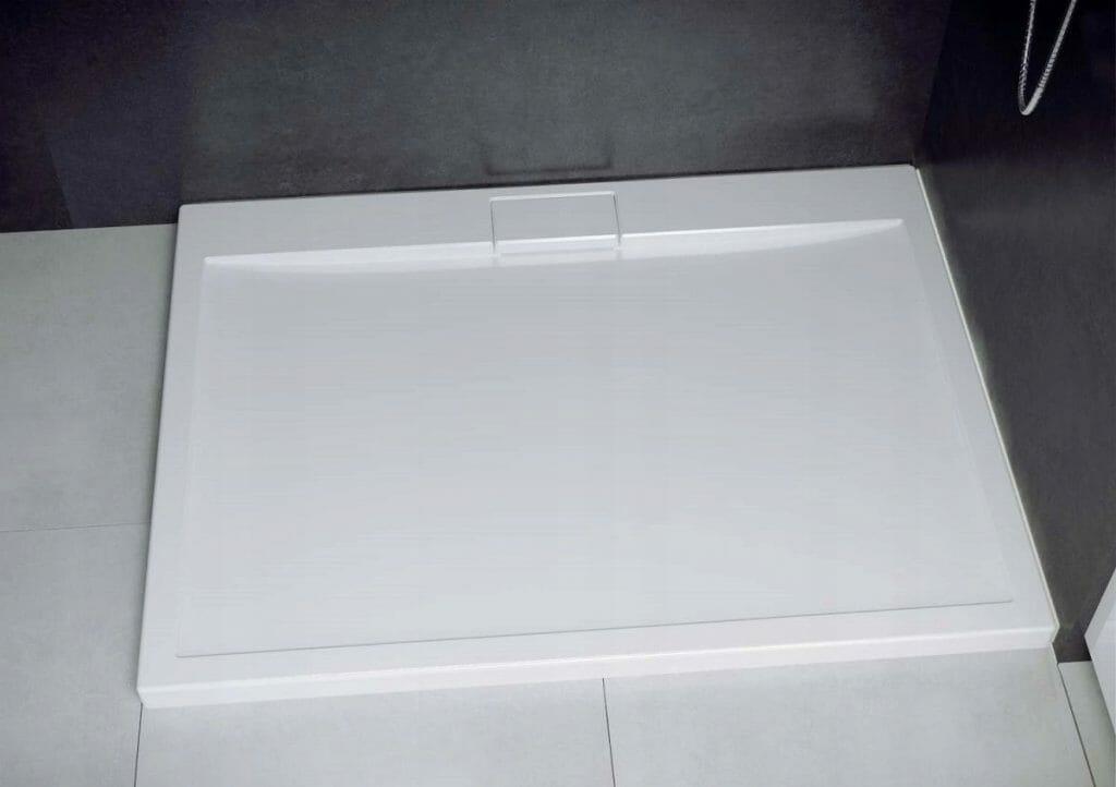 Brodzik prostokątny Axim 120 x 90 cm