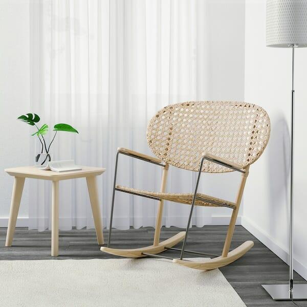Fotel bujany IKEA GRÖNADAL